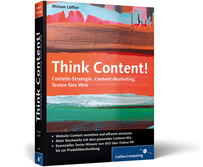 Buch: THINK CONTENT